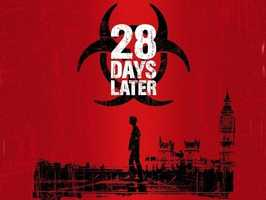 28 Days Later - a movie that breathed new life into the zombie genre.