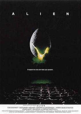 Alien – a sci-fi horror classic that burst onto the screen scene in an unforgettable fashion.
