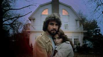 Amityville Horror - this 1979 haunted house tale claimed to be a true story.