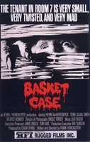 Basket Case - this early '80s fright flick is a cult classic.