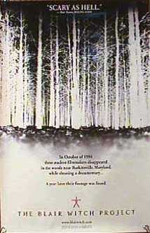 Blair Witch Project - this low-budget movie put indie horror films back on the map and made more than $140 million. It also spawned one of the worst sequels ever.