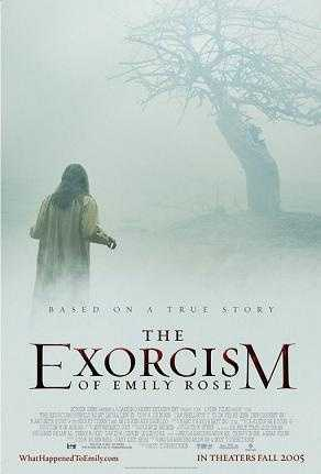 The Exorcism of Emily Rose - this movie presents an unusual combination. It's a courtroom drama and horror film.