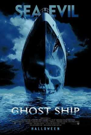 Ghost Ship - Haunted houses are a dime a dozen - but haunted ships? That's a hull different story.