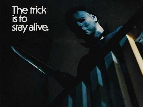 Halloween - It's hard to have a scariest movie list without this classic. Michael Myers is horror incarnate.