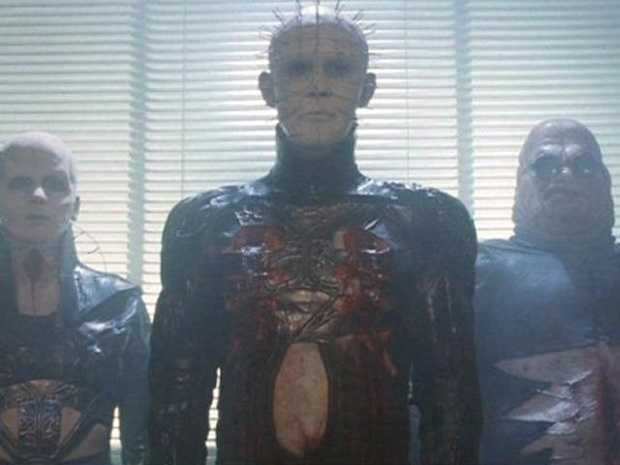 Hellraiser - British author Clive Barker wrote and directed this '80s horror classic.