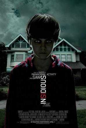Insidious - this more recent horror entry has developed a dedicated following.