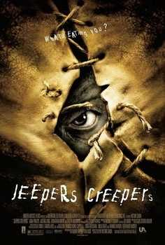 Jeepers Creepers - this horror flick follows the story of a strange monster that emerges every 27 years to feed for 27 days. It's kind of like a monster cicada.