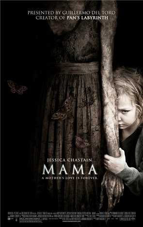 Mama - this was another popular pick. It's a Spanish-Canadian film that was released in 2013.