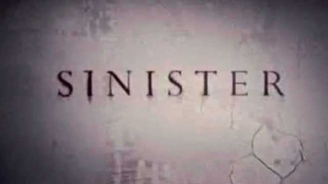 Sinister - this was one of the new movies to make the scariest list. It was made in 2012.
