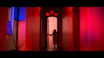 Suspiria - this one comes from the Italian master, Dario Argento.