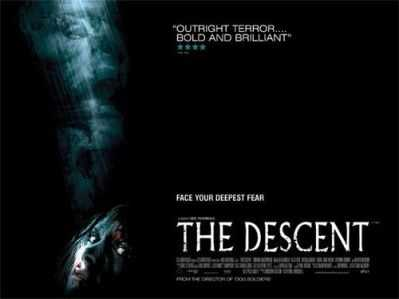 The Descent - in case you already weren't afraid to go cave exploring, this movie gives you another reason.