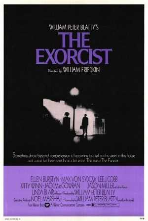 The Exorcist - it shows up on many scariest films of all times list. The Exorcist has scared millions over the years.