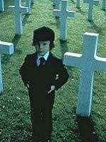The Omen - this was a popular scariest movie ever pick for Facebook fans. This kid may be the creepiest of all creepy kids.