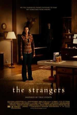 """The Strangers - a film described by some as """"building dread."""""""