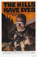 The Hills Have Eyes - another movie that was among the most popular picks. The original was made by Wes Craven in 1977. A remake was released in 2006.