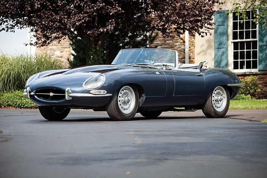 Jaguar E-Type Series I 3.8 Roadster