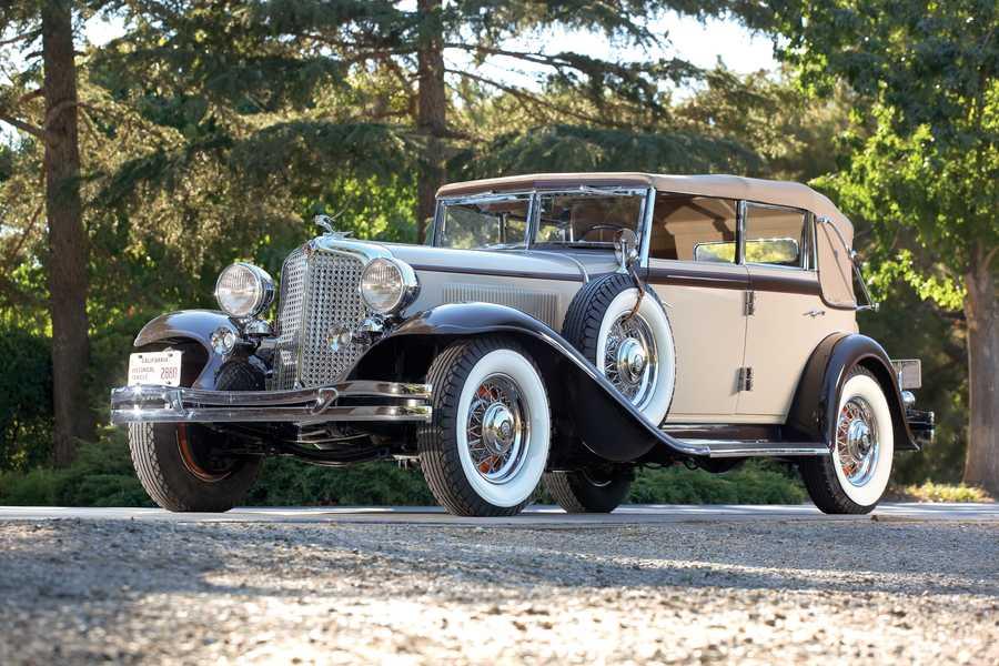 Chrysler CH Imperial Convertible Sedan