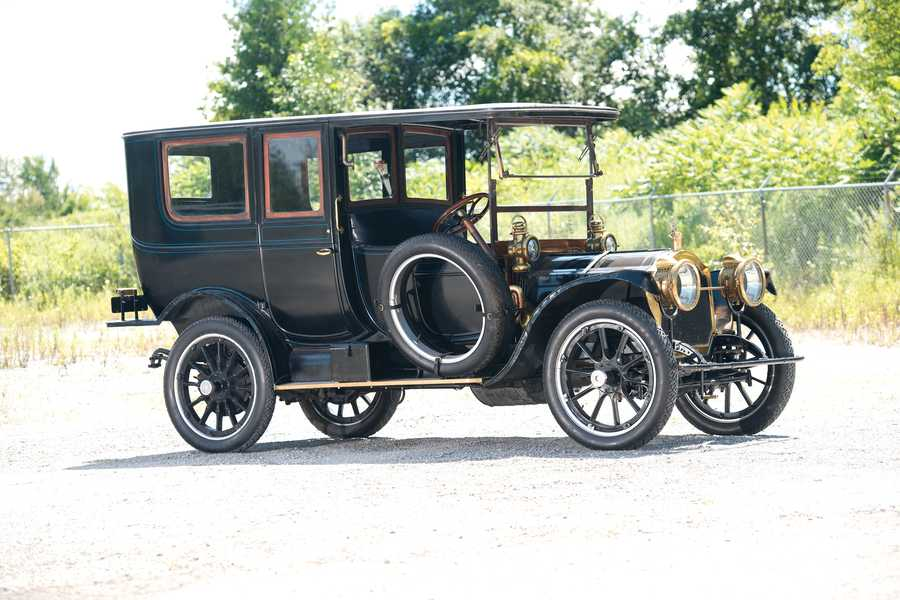 Packard Model UEFR '30' Limousine