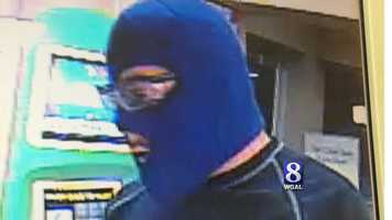 Thursday, Oct. 10:State police in Berks County are looking for the man who robbed a convenience store at gunpoint Thursday morning.The man walked into the Redner's Quick Shoppe in the 3400 block of Pricetown Road in Ruscombmanor Township about 2 a.m. Thursday and pointed a semi-automatic handgun at the 22-year-old clerk, troopers said. The robber got away with $77.Investigators said they think he was dropped off and picked up by a small black sedan.