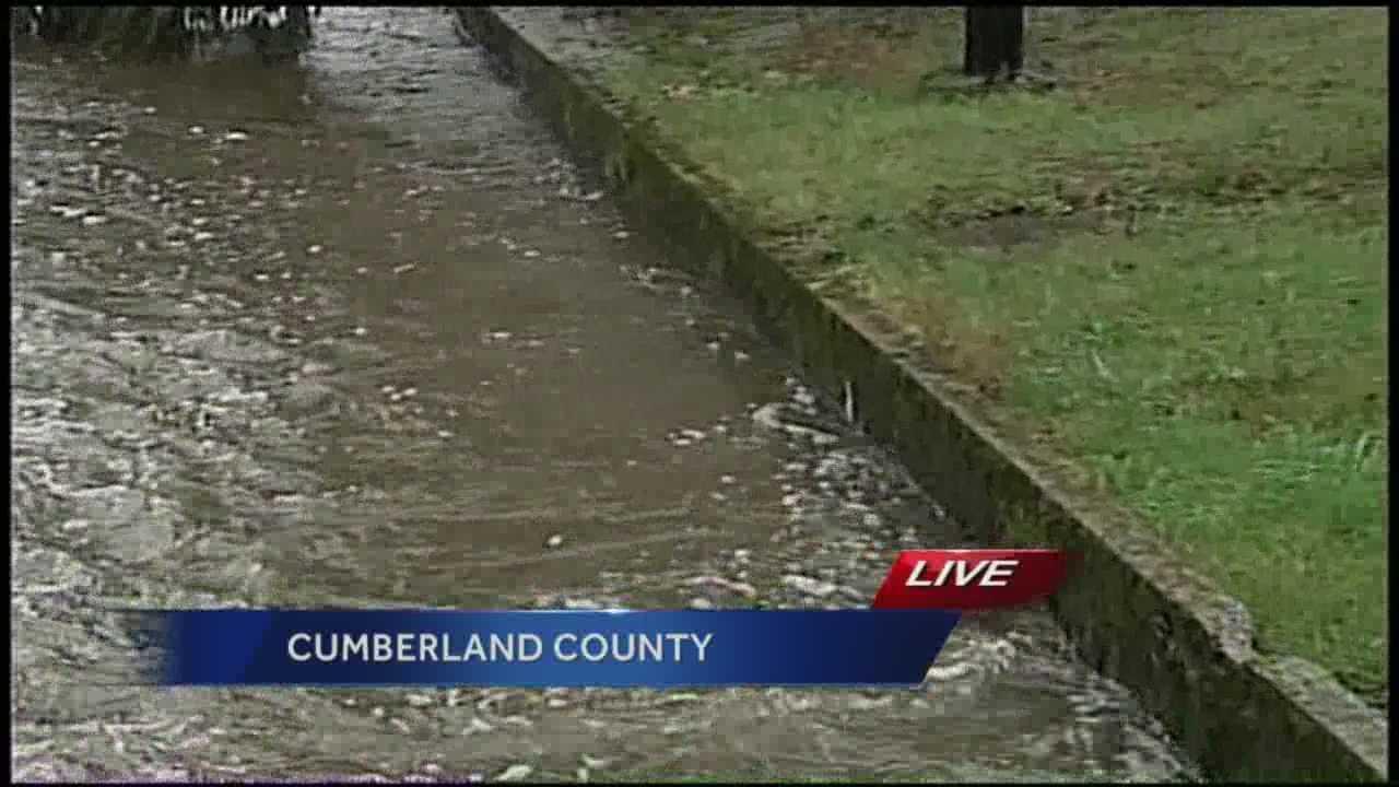 10.11 aft Cumberland County flooding