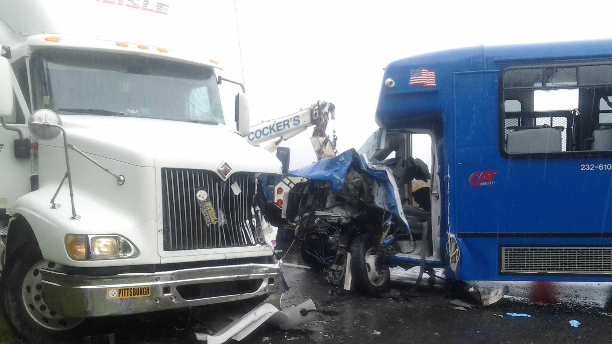 10.11 truck crash