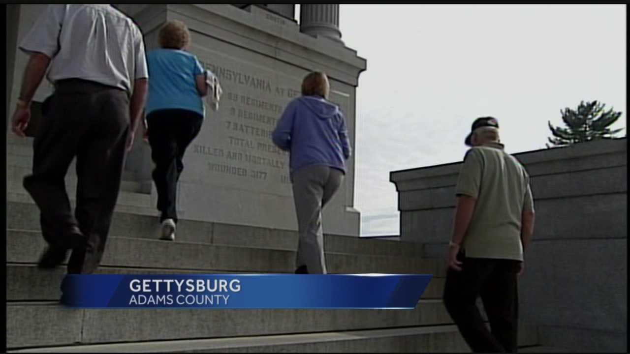 10.17 Gettysburg open