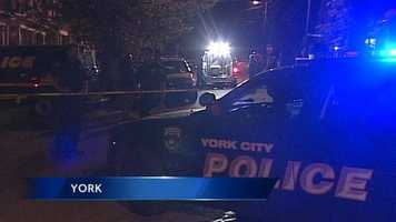 Wednesday, Oct. 16: A man was killed in a shooting late Tuesday night in York. Jordan Breeland, 21, of York, was found about 10:30 p.m. Tuesday on the passenger side of an SUV at the intersection of Jefferson Avenue and Thomas Street, according to police. Police said they think he was shot somewhere else and driven there. Officers said they pulled him from the vehicle and performed CPR, but he was pronounced dead at the scene.