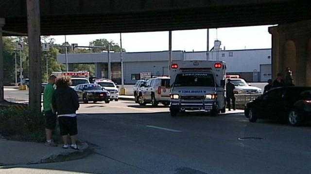 10.22 Harrisburg pedestrian fatal