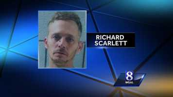 Thursday, Oct. 24:Police in Cumberland County arrested a 40-year-old man in the physical and sexual assault of two children. Richard Scarlett assaulted two children on numerous occasions over the past few years, mostly in Lower Frankford Township, police said. Investigators said he would not let them eat or drink.