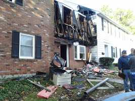 Friday, Oct. 25:Two college students were displaced Friday morning after fire destroyed their townhome in Middletown, Dauphin County. Firefighters were called twice to the home in the 1600 block of Pineford Drive. Crews were first called about 4 a.m. Friday for a dryer fire that was sparked by lint buildup. The dryer was removed from the home. Firefighters were called back a few hours later when lint in the exhaust pipe for the dryer caught fire.Smoke detectors alerted the residents to both fires.