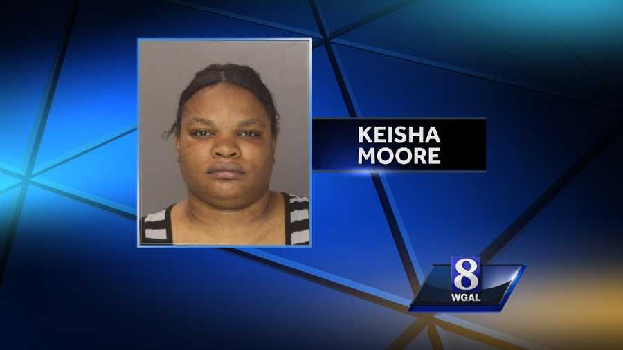 Tuesday, Oct. 29: A Harrisburg mother has been charged with abusing her 8-year-old son. Keisha Moore, 31, is charged with aggravated assault and endangering the welfare of children. She is accused of holding the hands of the boy under hot water. He was flown to the burn center at Lehigh Valley Hospital. Moore waived her preliminary hearing.