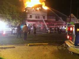 Wednesday, Oct. 30:Fire destroyed two businesses and several apartments early Wednesday in Delta, York County. The fire broke out about 1 a.m. Wednesday at Delta Pizza and Ferranti's Italian restaurant on Main Street. All 10 residents who live in the three apartments above the businesses made it out OK.One firefighter was treated for smoke inhalation. A state police fire marshal is investigating the cause of the fire.