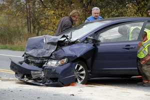 An elderly man was killed in a Wednesday crash in West Earl Township, Lancaster County, according to the coroner.