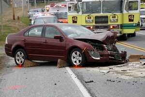 The crash happened Wednesday afternoon in the 3900 block of Oregon Pike. James Murphy, 81, of Lancaster, was killed.