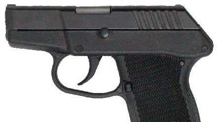 Police released this photo of a gun similar to the one that was found.