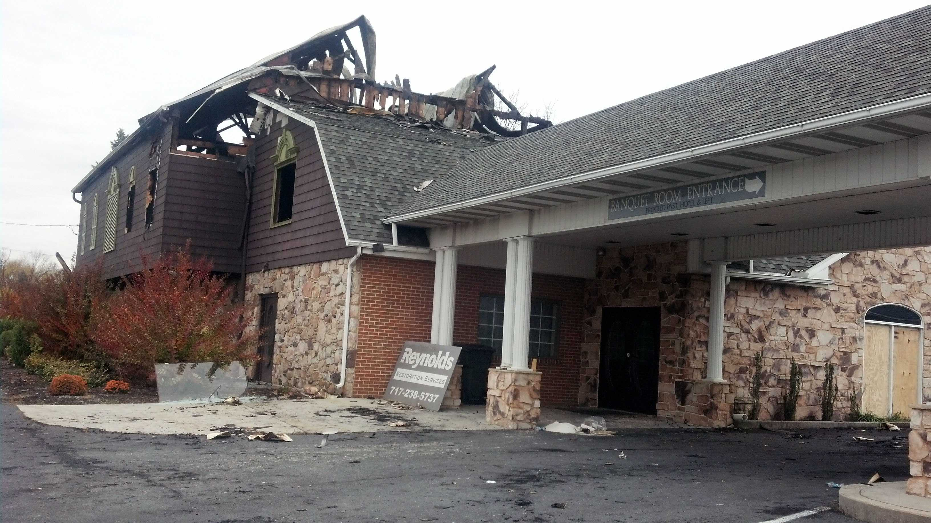 11.11 restaurant fire