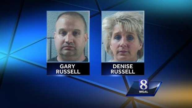 Nov. 13: Two Cumberland County shop owners are accused of buying stolen government property. Gary and Denise Russell's store, Weekend Warrior on West King Street in Shippensburg, has been shut down. The stolen items Russell allegedly bought include military boots, jackets, tents, stoves and bayonets.