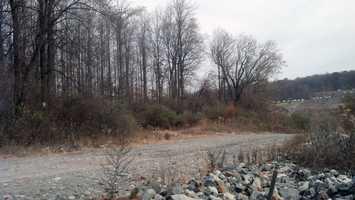 ... which are near the Conestoga Landfill. Davis was taken into custody in the woods.