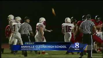 "The South Annville Police Department issued this statement about the case: ""The South Annville Police Department upon completion of their investigation have filed charges for Simple Assault and Disorderly Conduct in regards to the incident that took place on the playing field on Sept. 6, 2013 during the Annville/Cleona -Hamburg Football Game. Due to the case involving juveniles, no other information will be released."""