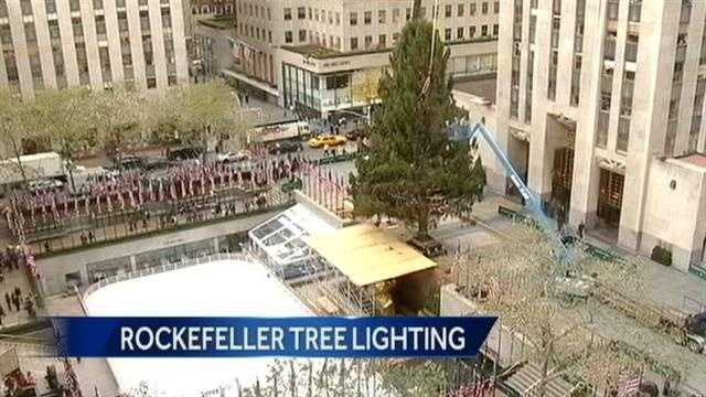 12.4 Rockefeller Center tree