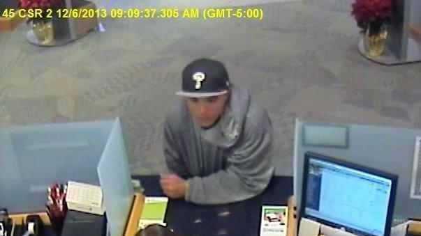 12.6 robbery suspect
