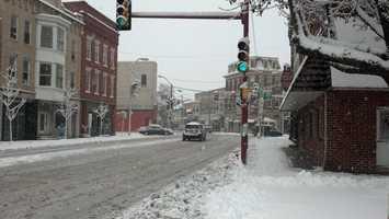 Hanover, York County, Tuesday morning.