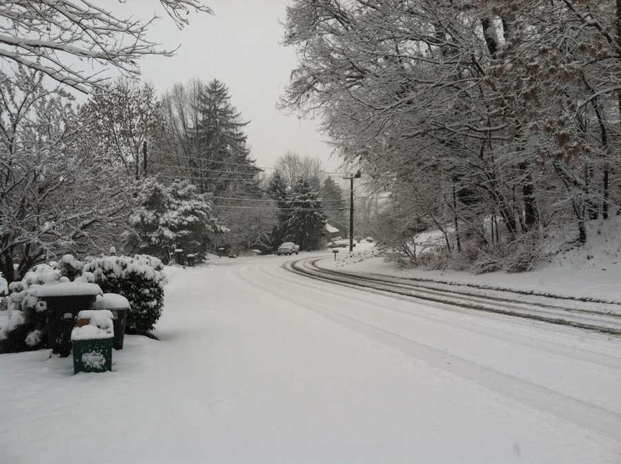 East Hempfield Township, Woodridge Blvd., 8:30 a.m. Tuesday.