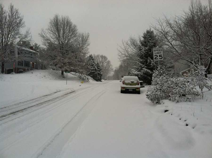 East Hempfield Township, Lancaster County, Woodridge Boulevard, 8:30 a.m. Tuesday.