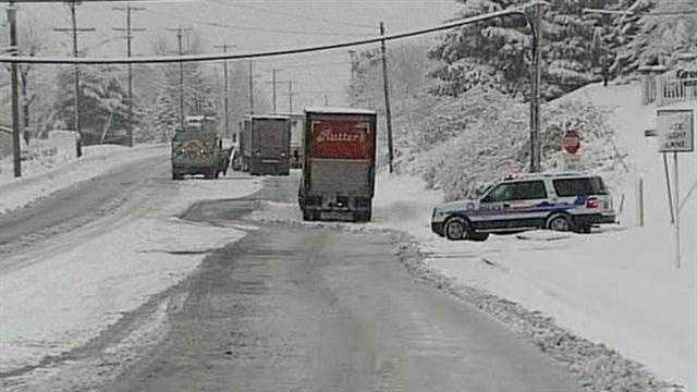 Mount Rose Avenue, York County, around 10:20 a.m. Tuesday.