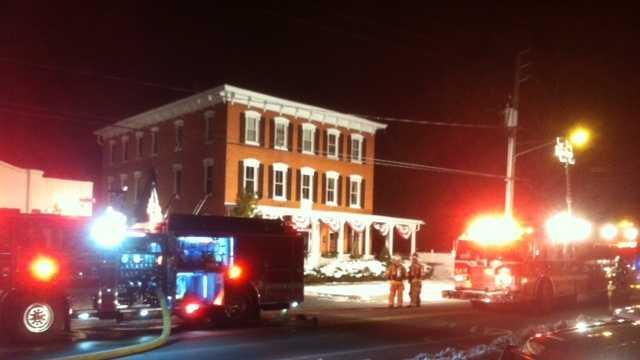 landisville apartment fire pic