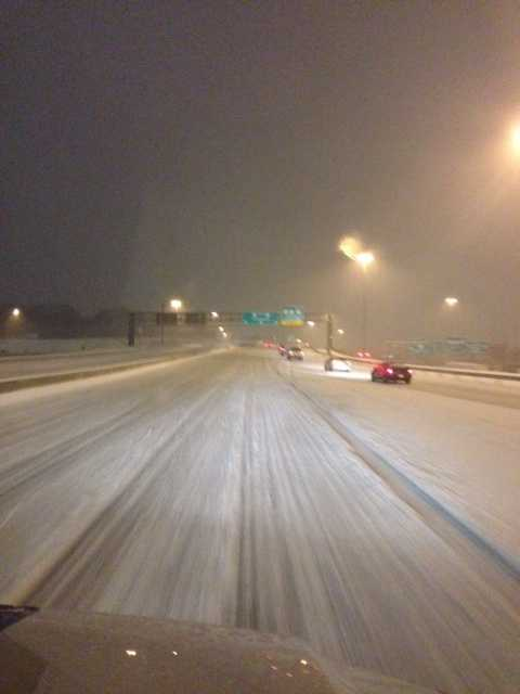 Route 30 near Fruitville Pike exit, Lancaster County, 6:45 p.m. Saturday.