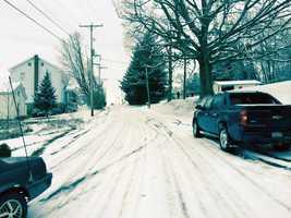 Druck Valley Road in York County.