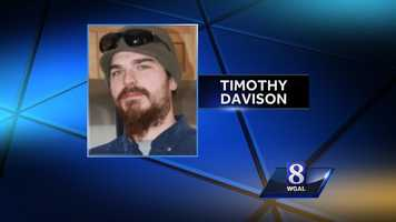 Monday, Jan. 6:The FBI is helping state police in the search for the person who shot and killed a driver on Interstate 81 in Franklin County over the weekend. The victim, 28-year-old Timothy Davison of Maine, called 911 as he crossed into Pennsylvania saying a person in another vehicle was shooting at him, state police said. Davison was forced off the road by a dark-colored pickup truck and then shot while he sat in his SUV, troopers said. Hedied at York Hospital. The suspect's truck should have some driver side damage and possibly silver paint from the victim's car, state police said.