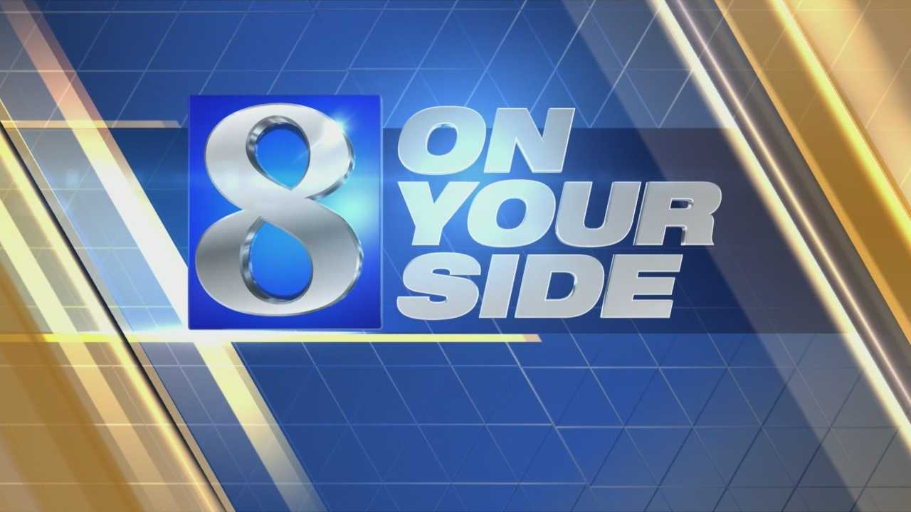 News 8 at Noon